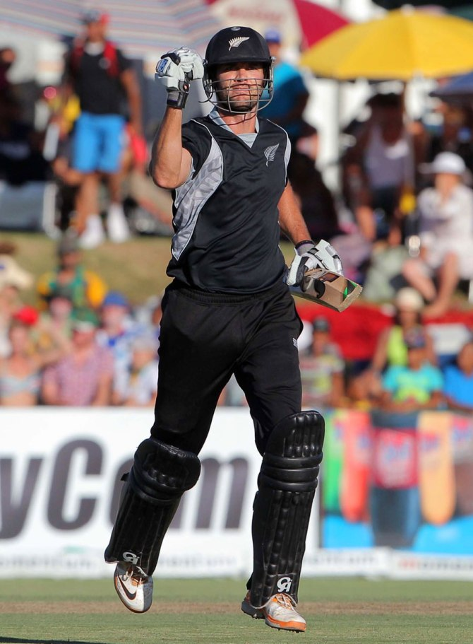 Franklin represented New Zealand in 31 Tests, 110 ODIs and 38 Twenty20 Internationals