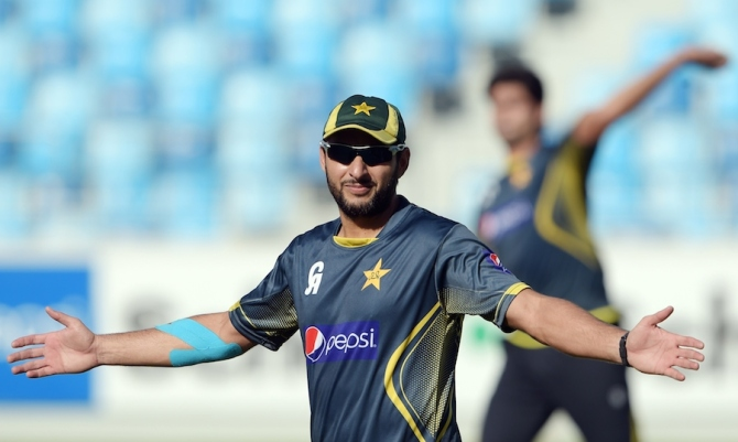 Afridi was just one of six players to be bought for $150,000