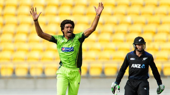 Irfan is determined to lead his country to World Cup glory, while also keeping the fans happy