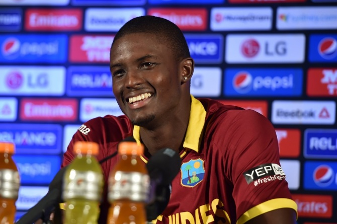"""I will try my best to help him along and also encourage the team to help him along because captaining the West Indies is a very, very tough job"""