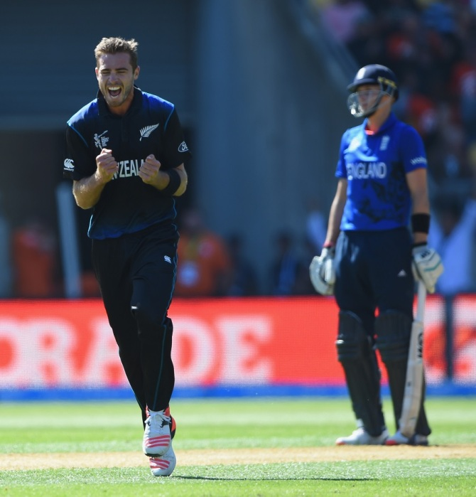 Southee finished with a career-best 7-33 off nine overs