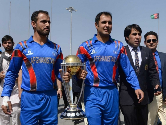 The robot has predicted that Afghanistan will win the World Cup