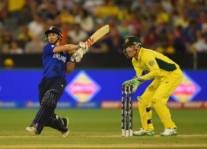 Taylor currently boasts an ODI average of 44.10