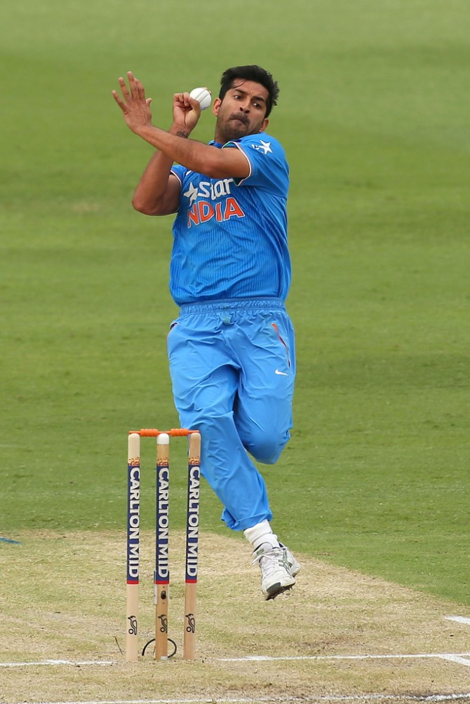 """""""We had Mohit Sharma [on] stand-by and he will be inducted into the World Cup squad"""""""