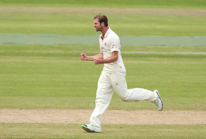 """Smith was named Lancashire's Player of the Year last year"""