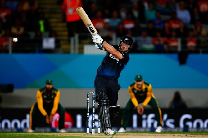 Anderson made vital contributions with both the bat and ball