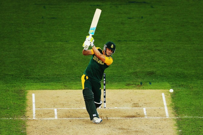 Miller smashed six boundaries and three sixes during his knock of 49