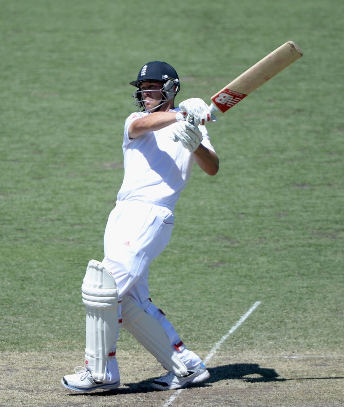 Trott's last match for England came in November 2013