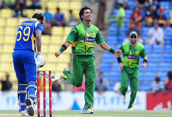Sami's last ODI for Pakistan came against Sri Lanka in June 2012