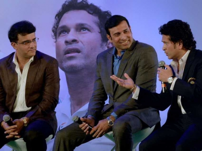 """I am happy to note that our eminent cricketers have come forward to lend their experience and insights"""
