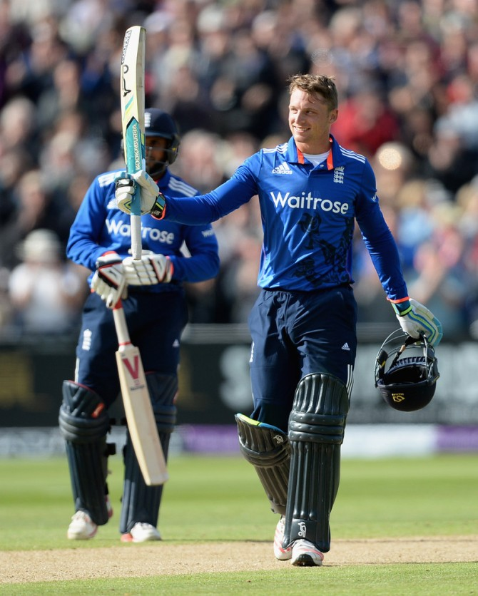 Buttler smashed the second-fastest ODI century by an England batsman