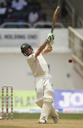 Smith fell one agonising run short of his maiden double century