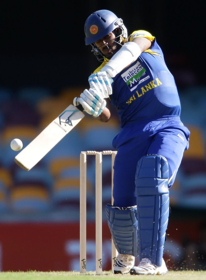 Kapugedara's last Twenty20 International for Sri Lanka came against Pakistan in June 2012