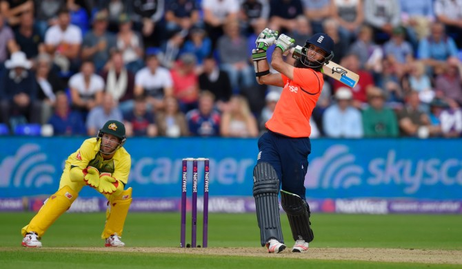 Ali was named Man of the Match for scoring a career-best 72 and dismissing Maxwell