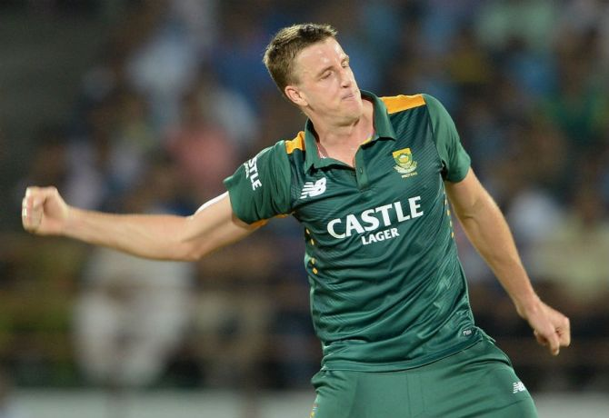 Morkel finished with figures of 4-39 off 10 overs
