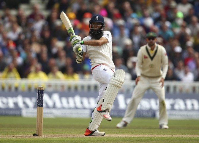 Moeen could become Cook's new opening partner