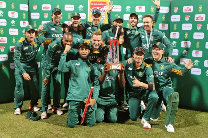 South Africa will have a busy season in 2016/17