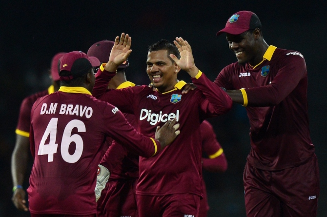 Narine will have 14 days to get his action tested