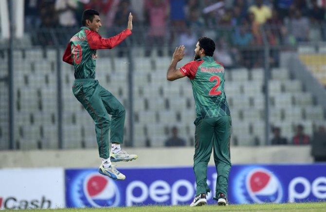 Bangladesh have yet to be beaten by Zimbabwe during this series