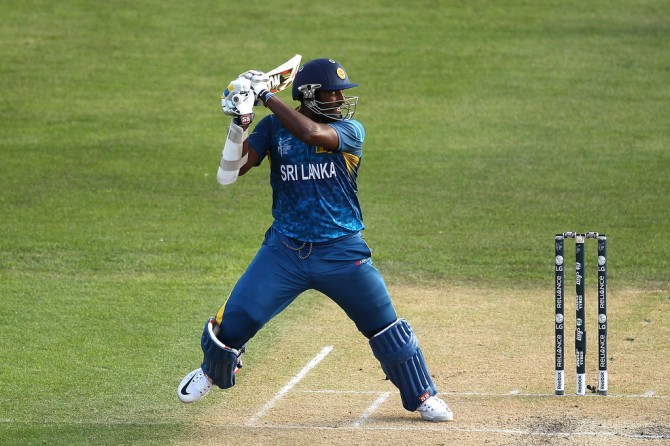 Perera's last Twenty20 International came against Pakistan in August