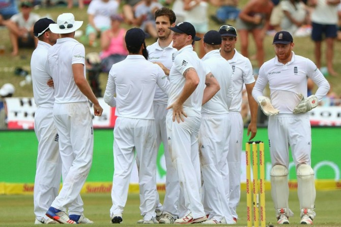 England only need six wickets to win on the fifth and final day