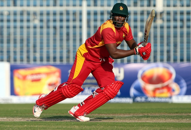 Masakadza was named Man of the Match for his crucial innings of 83