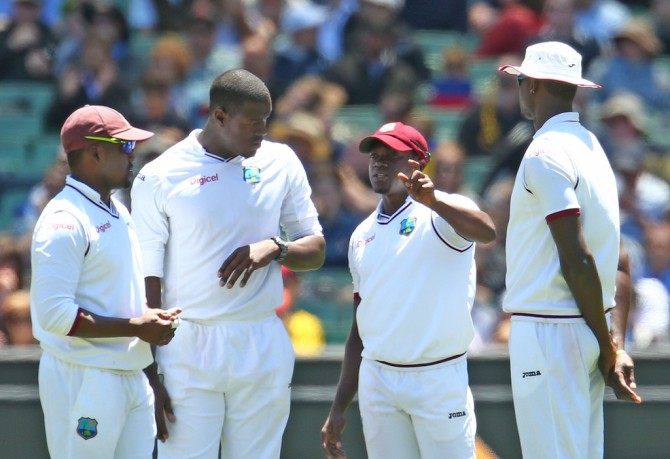 """It is very sad and disappointing to see the level that West Indies cricket has sunk to"""