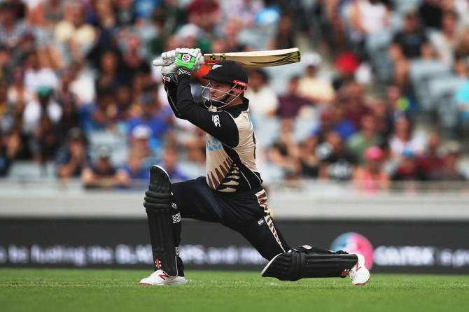 Munro smashed New Zealand's fastest half-century and the second-fastest fifty in Twenty20 International history