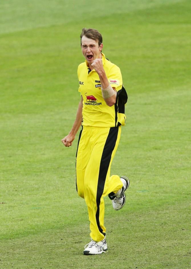 Paris could make his ODI debut next week