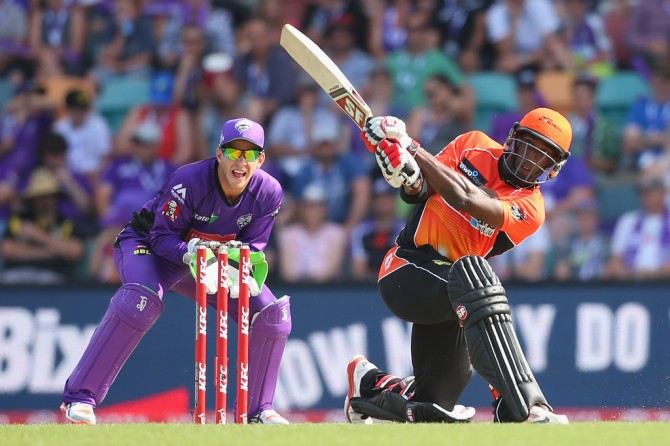 Carberry was named Man of the Match for his innings of 62