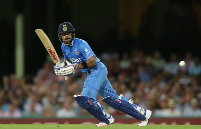 Kohli will not feature in the Twenty20 series against Sri Lanka