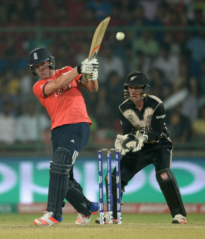 Roy guided England to the final with his career-best knock of 78