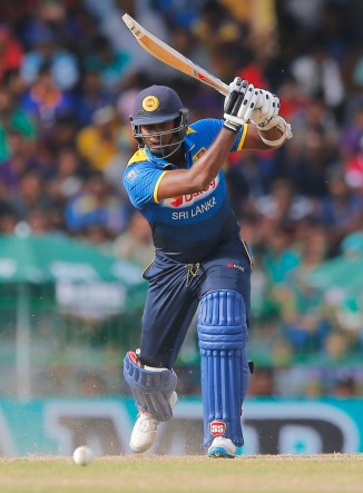 Mathews excelled with both the bat and ball