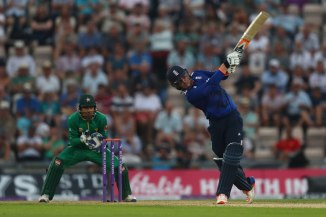 Roy was named Man of the Match for his superb knock of 65