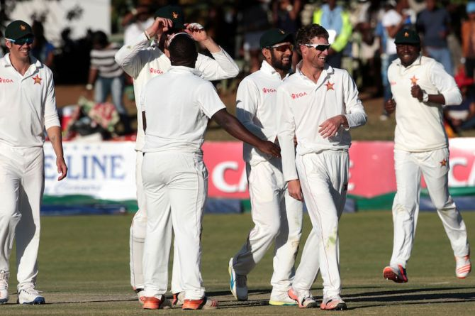 Zimbabwe's Test series against Sri Lanka will go ahead as planned