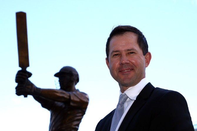 Ponting could coach Australia during their Twenty20 series against Sri Lanka