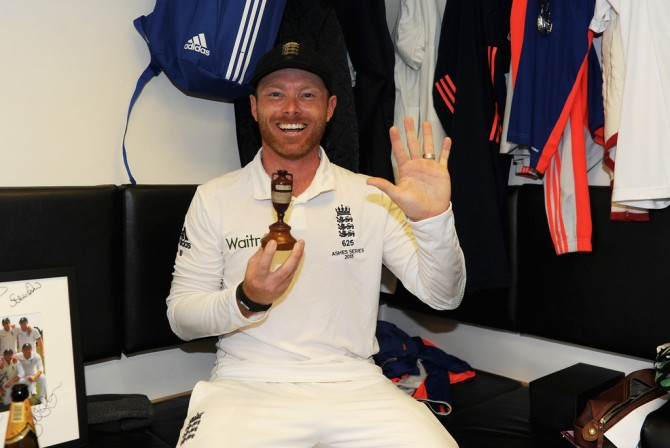 """Winning the Ashes for an Englishman is the best thing you can do in cricket"""