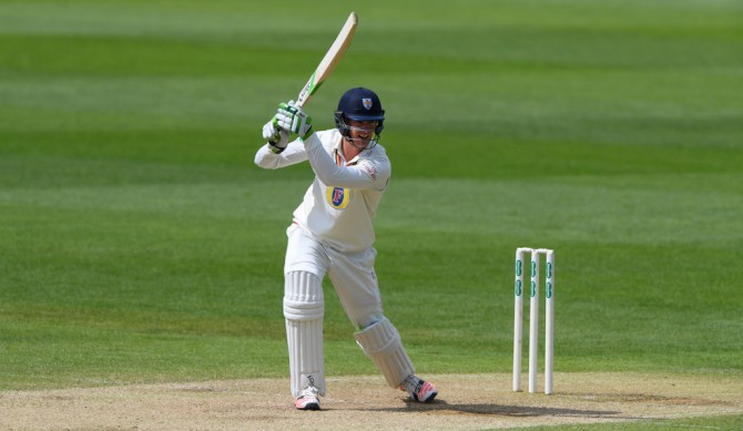 Jennings could make his Test debut in the fourth Test against India