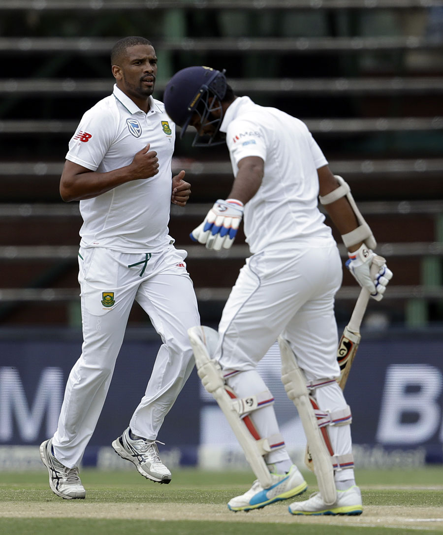 Dominant South Africa completes series sweep