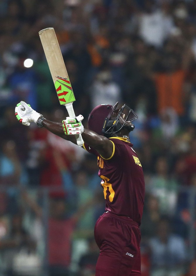 """""""With both bat and ball he's a very skilled T20 cricketer"""""""