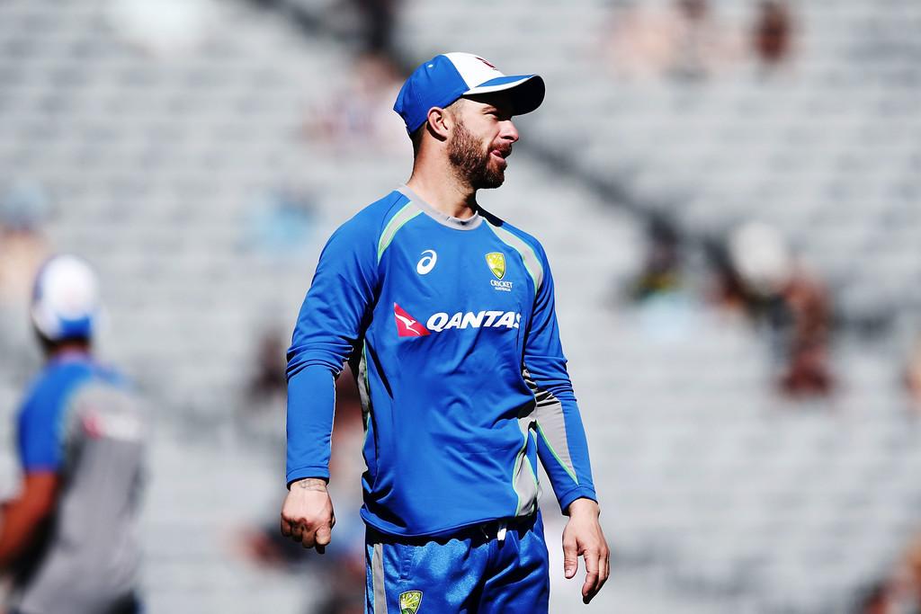 Matthew Wade to captain Australia in New Zealand ODIs