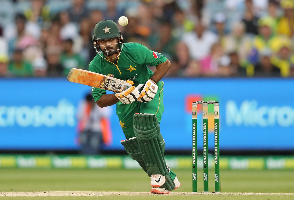 Mohammad Hafeez to Lead Pakistan in Second ODI Against Australia