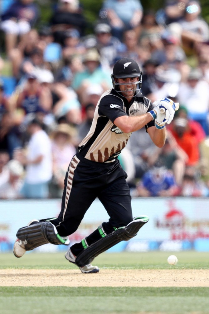 Bruce scored his first Twenty20 International fifty