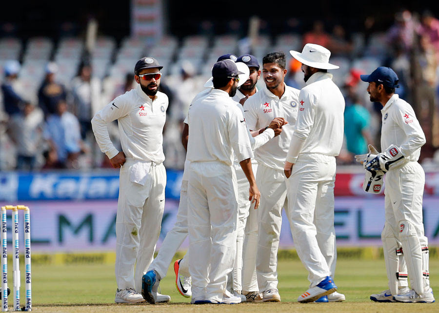 Stat Attack: India vs Bangladesh, Hyderabad Test, Day 3