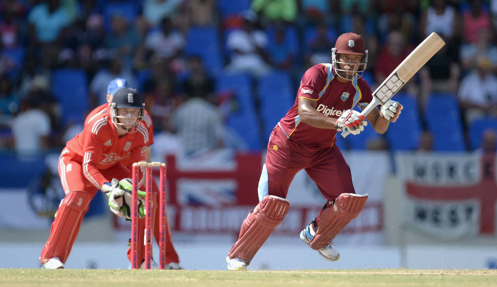 Kieran Powell returns to Windies ODI squad after two years