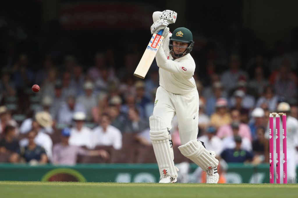 Renshaw and Starc give Australia hope