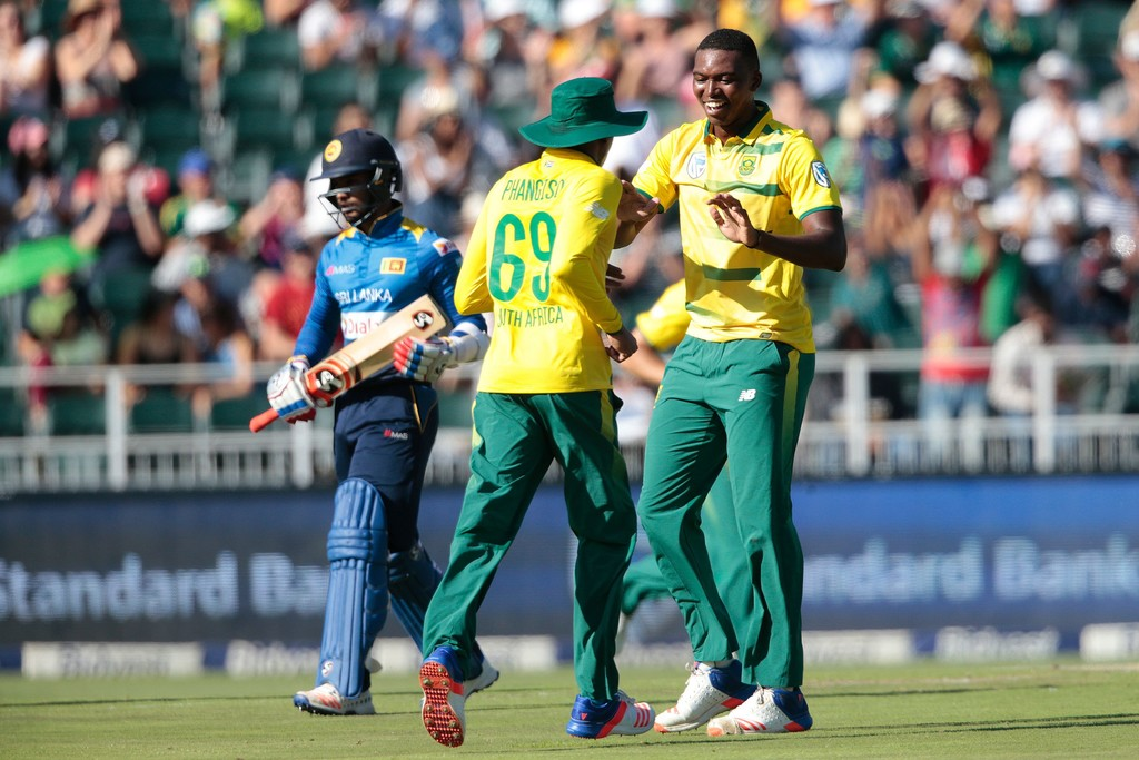 Amla, de Kock help Proteas complete clean sweep against Sri Lanka