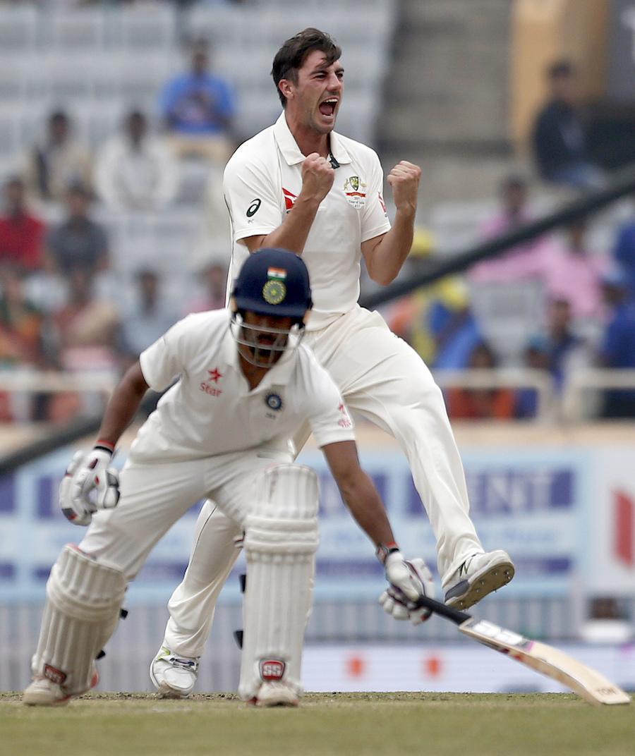 Unchanged Australia bat against India sans Virat Kohli in decider