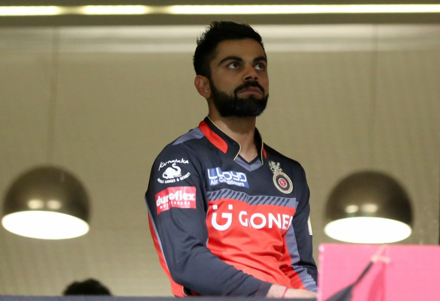 IPL 2017: Vira Kohli says 'thank you' and 'sorry' to RCB fans