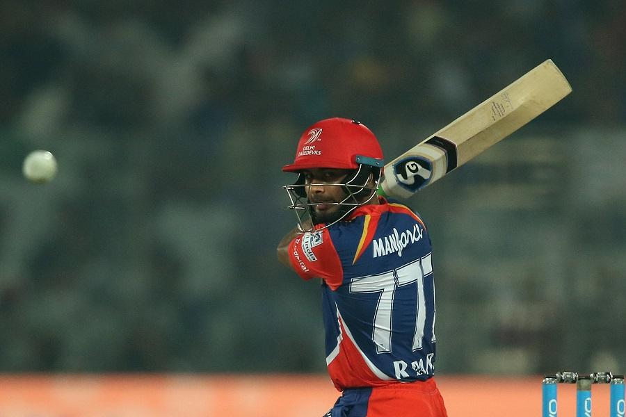 Delhi pull off 2nd biggest successful run chase in IPL